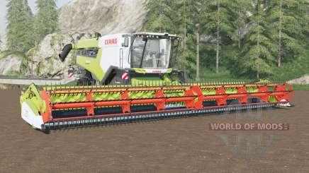 Claas Lexion 8900 para Farming Simulator 2017