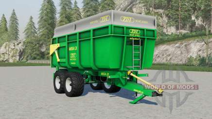 ZDT Mega Ձ0 para Farming Simulator 2017