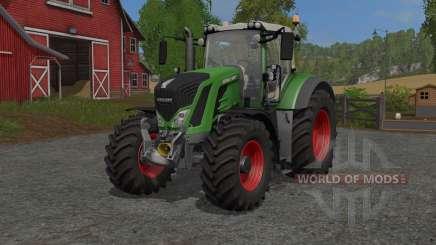 Fendt 800 Varᶖo para Farming Simulator 2017