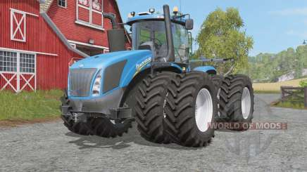 New Holland T9.4ƽ0 para Farming Simulator 2017