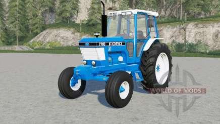 Ford 10-series para Farming Simulator 2017