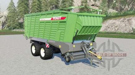 Fendt Tigo XR 75 Ɒ para Farming Simulator 2017