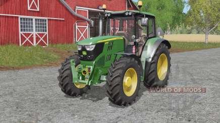 John Deere 6115Ɱ para Farming Simulator 2017