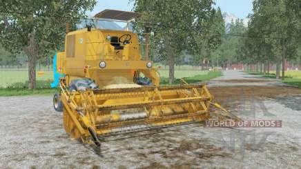 Bizon Super Z0ƽ6 para Farming Simulator 2015