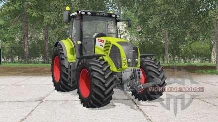 Claas Axioᶇ 850 para Farming Simulator 2015