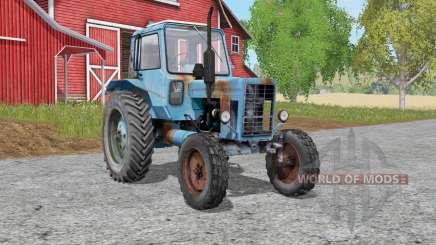 MTH-80 Belarƴs para Farming Simulator 2017