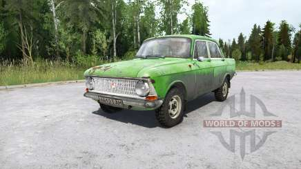 Moscovite-408 para MudRunner