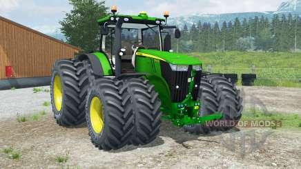 John Deere 7310R para Farming Simulator 2013