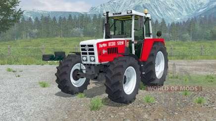 Steyr 8130A Turbá para Farming Simulator 2013