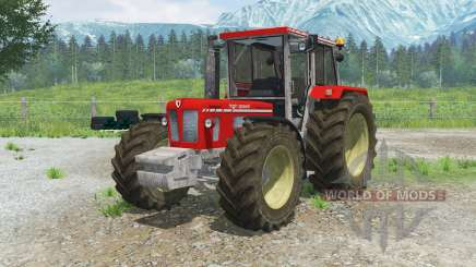 Schluter Compact 1350 TꝞ6 para Farming Simulator 2013