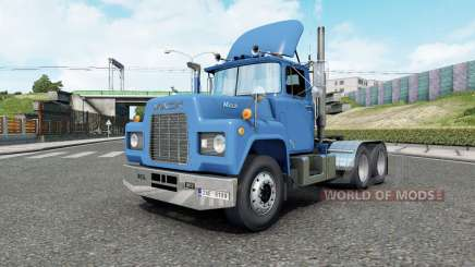 Mack R600 v1.6 para Euro Truck Simulator 2