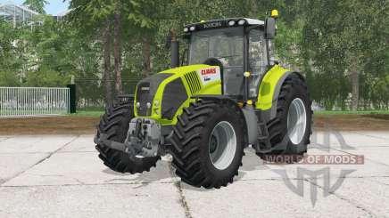 Claas Axioɲ 850 para Farming Simulator 2015