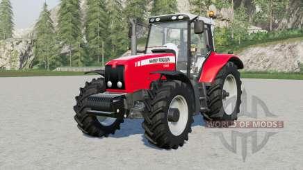 Massey Ferguson 6400-serieᵴ para Farming Simulator 2017