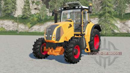 Claas Axion communal para Farming Simulator 2017