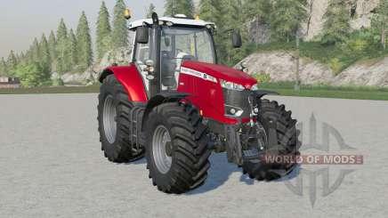 Massey Ferguson 7700S-serieᵴ para Farming Simulator 2017