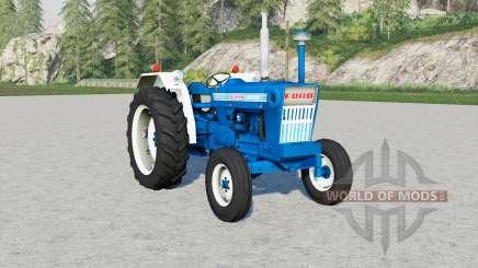 Ford 7000 North America para Farming Simulator 2017