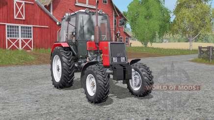 MTK-1025 Belaruȼ para Farming Simulator 2017