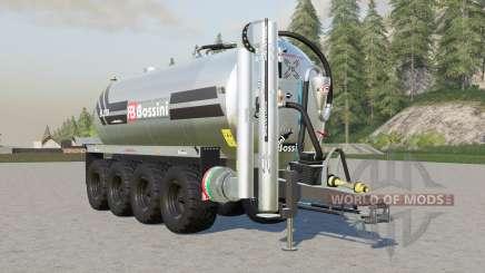 Bossini B4 350 v1.1 para Farming Simulator 2017