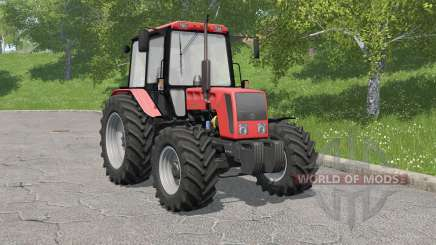 MTH-826 Belaruɕ para Farming Simulator 2017