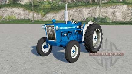 Ford ろ600 para Farming Simulator 2017