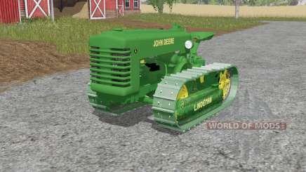 John Deere BꝌ para Farming Simulator 2017