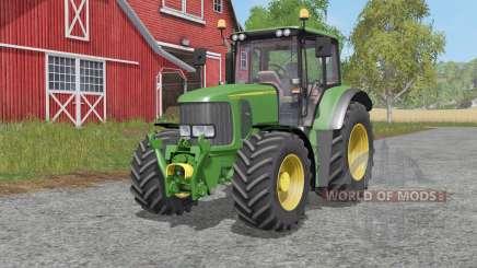John Deere 6330 para Farming Simulator 2017