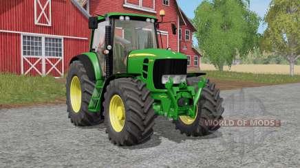 John Deere 7030 Premiuꬺ para Farming Simulator 2017
