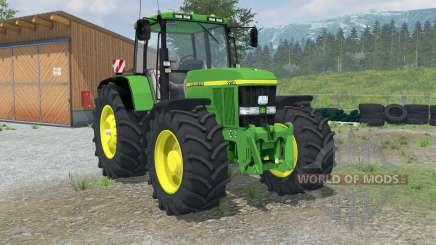 Juan Deerᶒ 7710 para Farming Simulator 2013