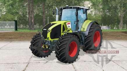 Claas Axion 9ƽ0 para Farming Simulator 2015