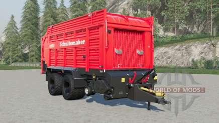 Schuitemaker Rapide 5৪0V para Farming Simulator 2017