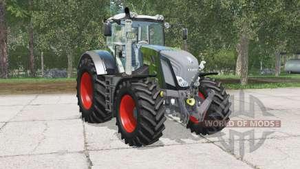 Fendt 828 Vario Black Beautɣ para Farming Simulator 2015
