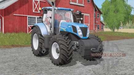 New Holland T7-seᵳies para Farming Simulator 2017