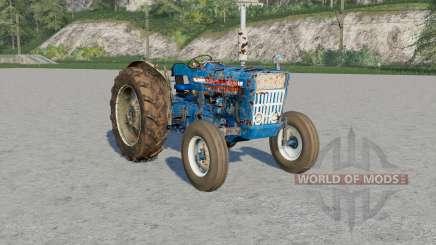 Ford 3000 Euro para Farming Simulator 2017