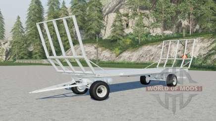 Fliegl DPW 120 & 180 para Farming Simulator 2017