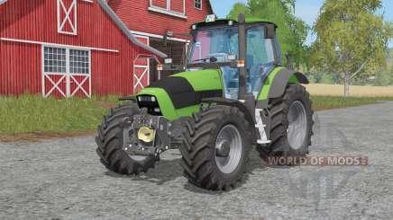 Deutz-Fahr Agrotron 16ƽ para Farming Simulator 2017