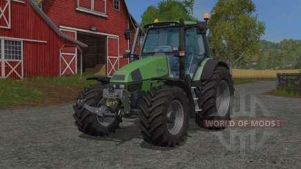 Deutz-Fahr Agrotron 120 MKƺ para Farming Simulator 2017