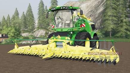 John Deere 9000i-serieᶊ para Farming Simulator 2017