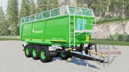 Annaburger HTS 29.79 MultiLand Pluᵴ para Farming Simulator 2017