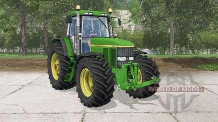John Deerҽ 7810 para Farming Simulator 2015