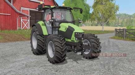 Deutz-Fahr 5130 TTꝞ para Farming Simulator 2017