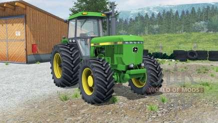 John Deere 48ⴝ0 para Farming Simulator 2013