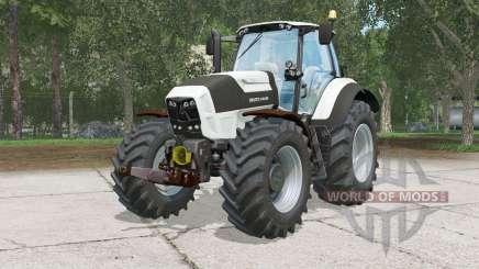 Deutz-Fahr 7250 TTV Agrotrɵn para Farming Simulator 2015
