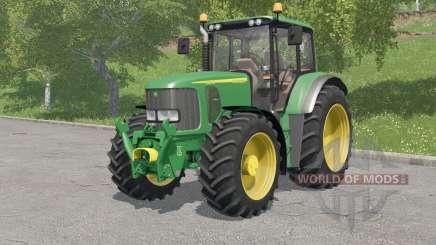 John Deere 6920 para Farming Simulator 2017