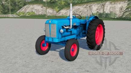 Fordson Power Major para Farming Simulator 2017