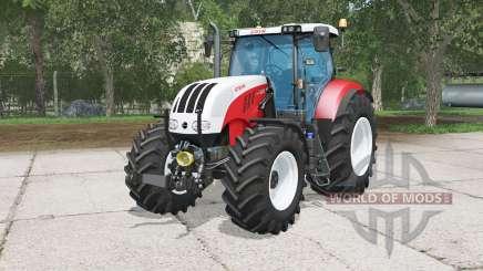 Steyr 6230 CVꚐ para Farming Simulator 2015