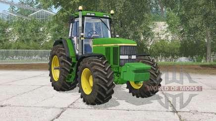 John Deeᵳe 7810 para Farming Simulator 2015