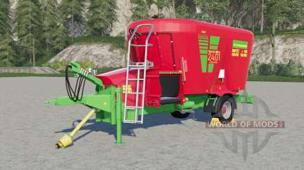 Strautmann Verti-Mix 2401 Double para Farming Simulator 2017