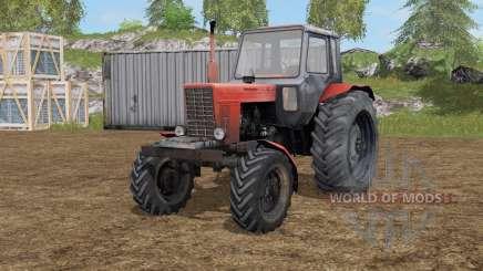MTH-82 Belaᶈus para Farming Simulator 2017