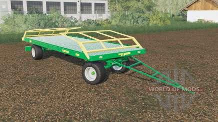 PBƊ Metaltech 8 para Farming Simulator 2017