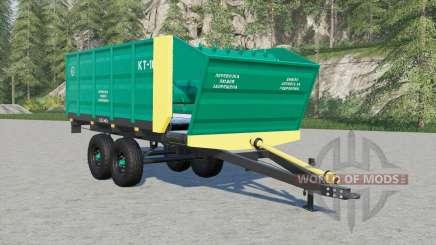 CT-10 para Farming Simulator 2017